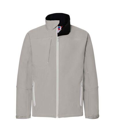 Russell Mens Bionic Softshell Jacket (Stone) - UTRW6161