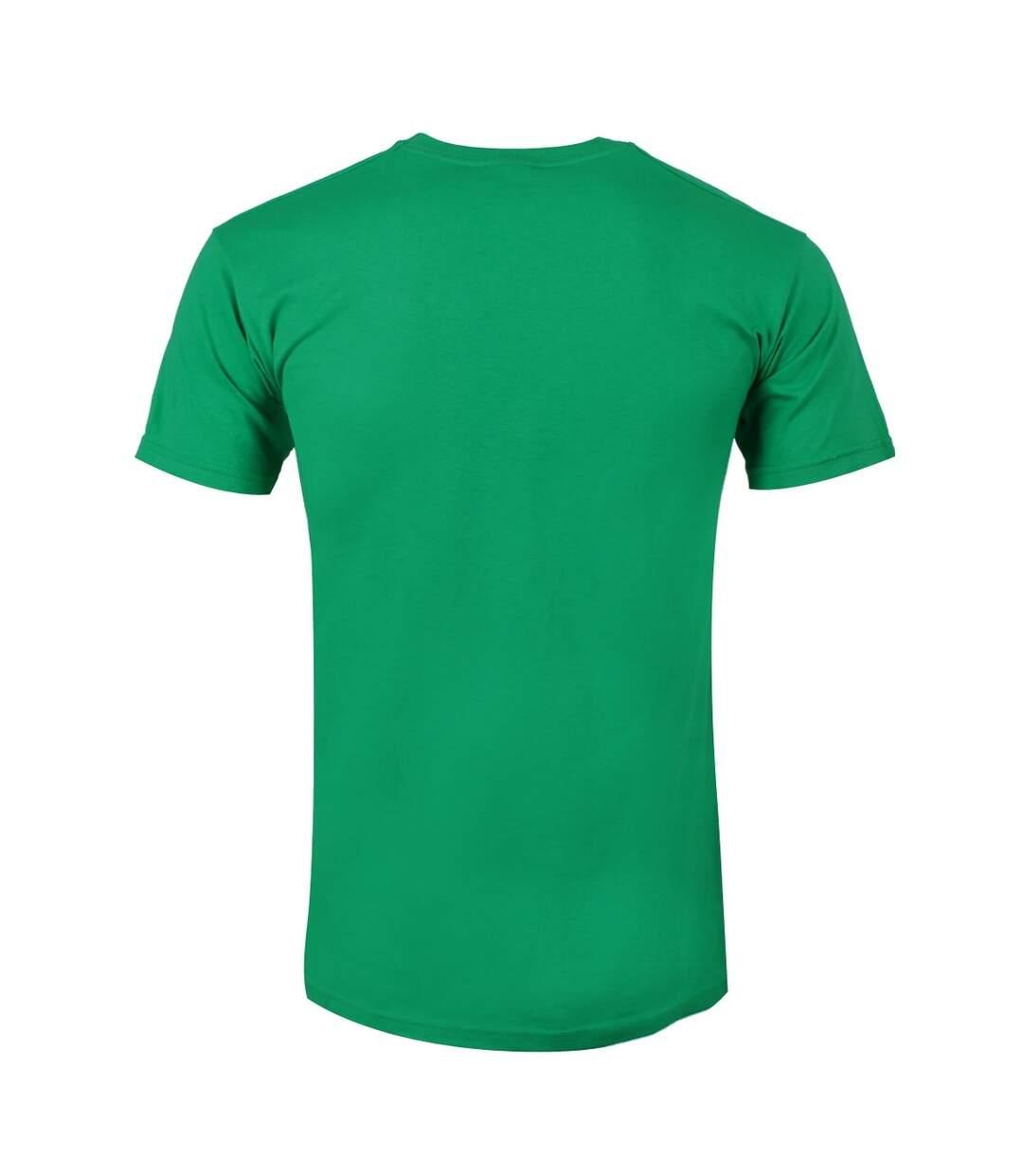 Grindstore Mens Boyles Email Blast T-Shirt (Green) - UTGR4198