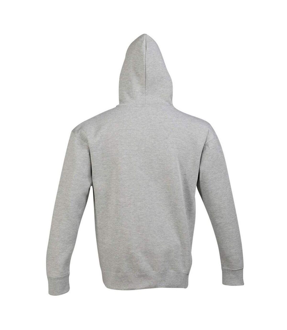 SOLS Slam - Sweatshirt à capuche - Homme (Gris marne) - UTPC381