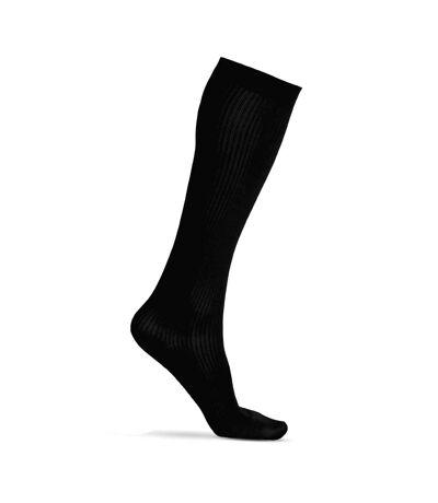 Silky Womens/Ladies Health Compression Sock (1 Pair) (Black) - UTLW425