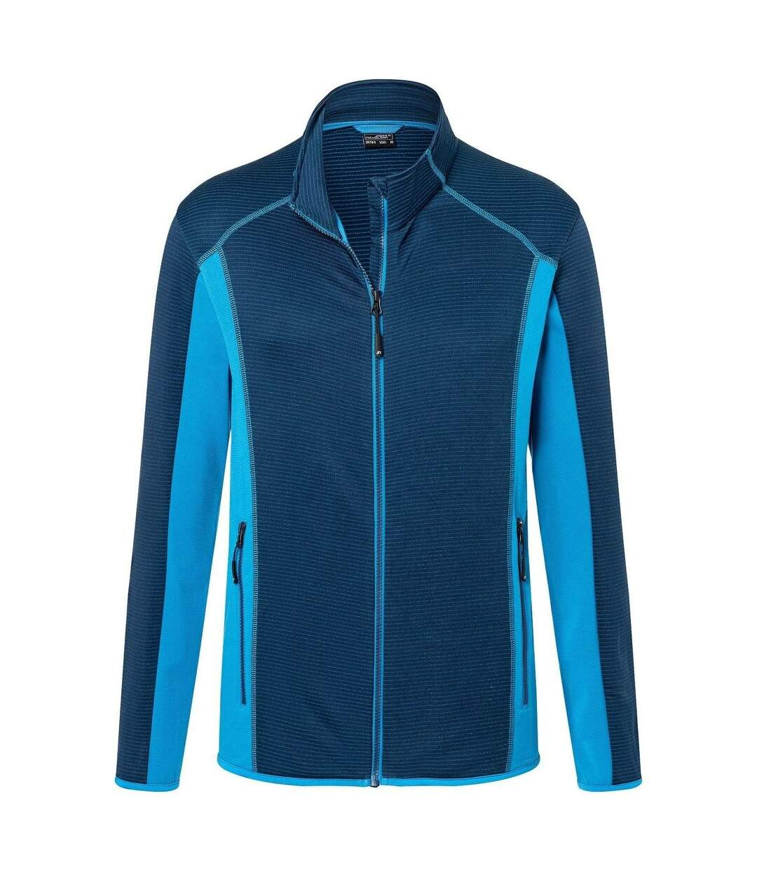 Veste polaire - Homme - JN784 - bleu marine