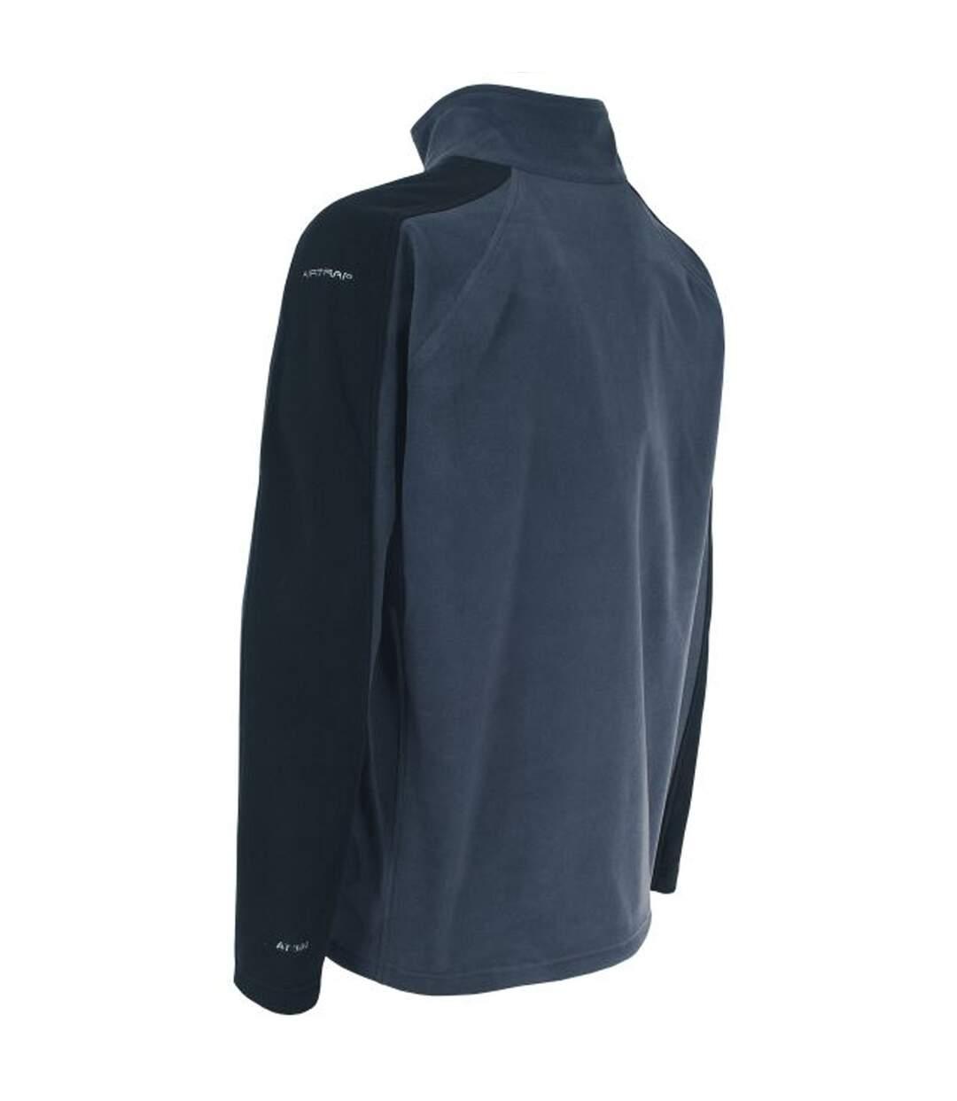 Trespass Mens Acres Full Zip Fleece Jacket (Bright Blue) - UTTP253