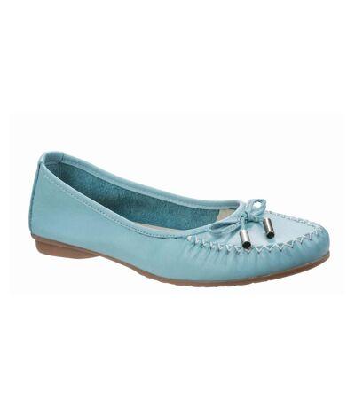 Riva Womens/Ladies Ceres Lace Up Shoe (Aqua) - UTFS5950