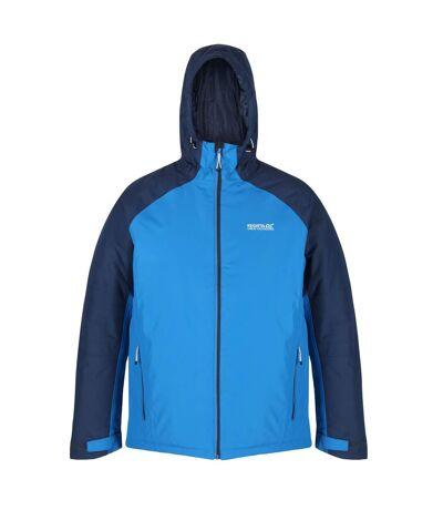 Regatta Mens Volter Protect Insulated Waterproof Jacket (Imperial Blue/Nightfall Navy) - UTRG5323