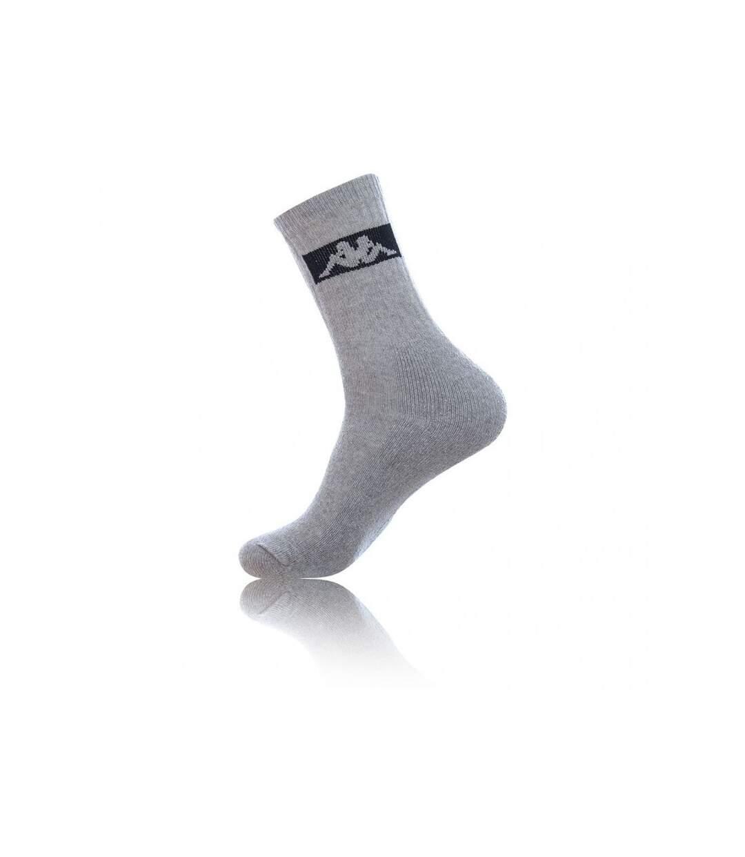 Dégagement Lot de 12 chaussettes homme KAPPA Multicolor dsf.d455nksdKLFHG