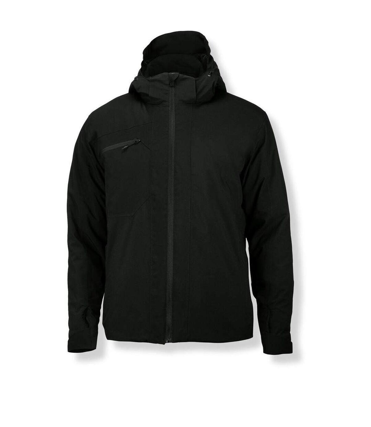 Veste technique hiver homme - NB88M - noir