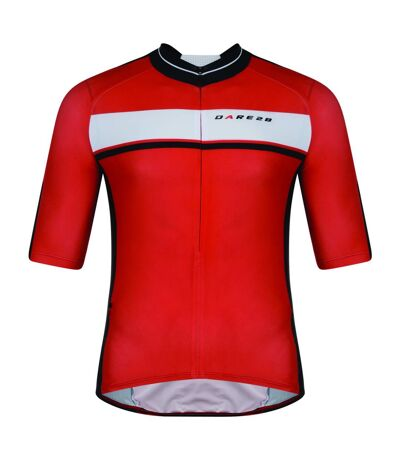 Dare 2B Hammer Down - Maillot de cyclisme - Homme (Rouge) - UTRG282