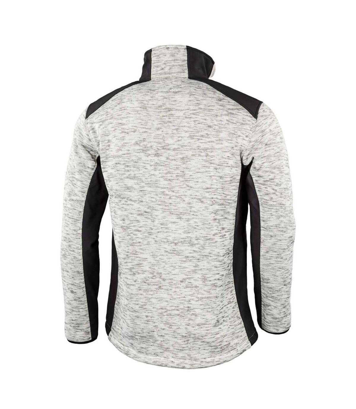 Veste polaire tricoté softshell Albatros STIRLING
