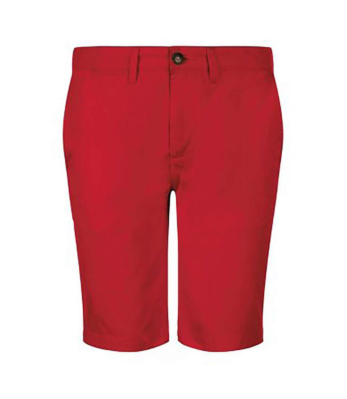 SOLS Mens Jasper Bermuda Shorts (Black) - UTPC2823
