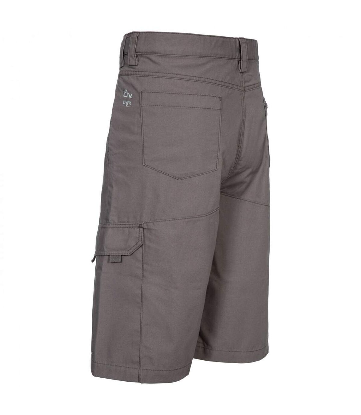 Trespass Mens Regulate Adventure Shorts (Bark) - UTTP4142