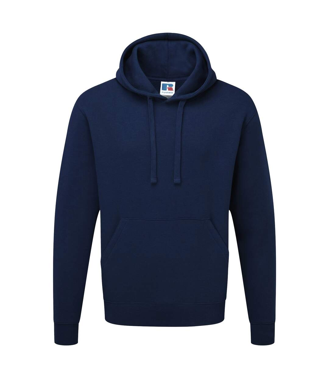 Russell Mens Authentic Hooded Sweatshirt / Hoodie (Bright Royal) - UTBC1498
