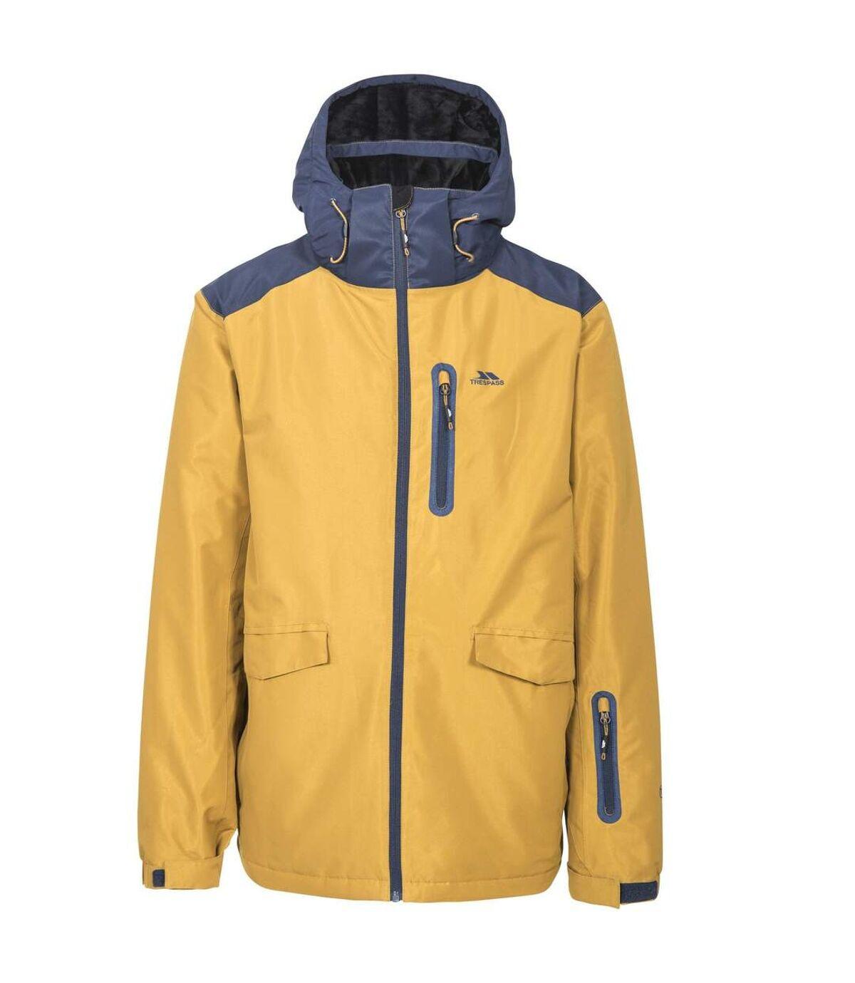 Trespass - Veste de ski SLYNE - Homme (jaune) - UTTP4518