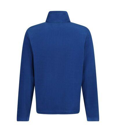 Regatta Mens Micro Zip Neck Fleece Top (Classic Red) - UTRG1580