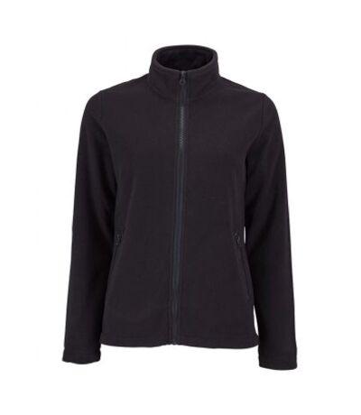 SOLS Womens/Ladies Norman Fleece Jacket (Charcoal) - UTPC3211
