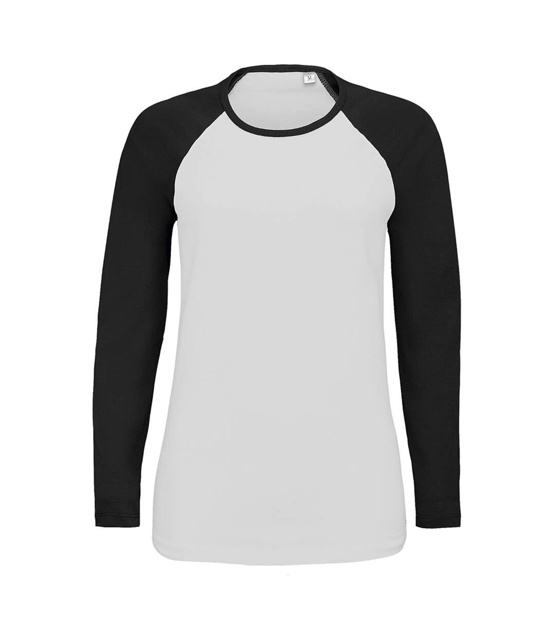 Sols - Tee-Shirt Milky - Femme (Blanc/Noir) - UTPC3514
