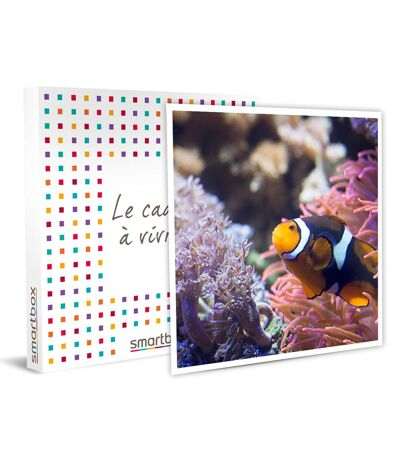 SMARTBOX - Visite de l'Aquarium Sea Life de Val d'Europe - Coffret Cadeau Sport & Aventure