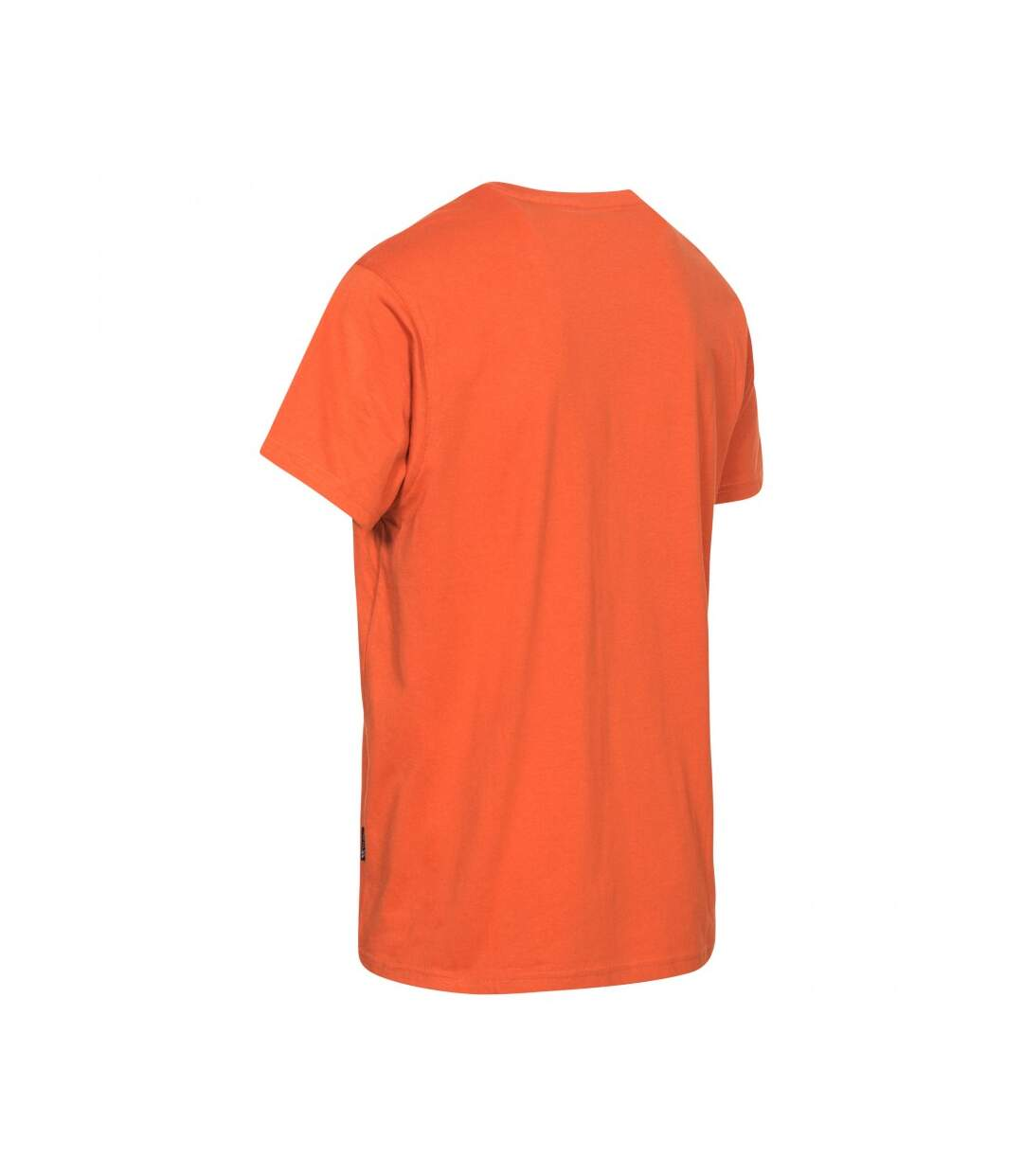 Trespass Mens Peaked Short Sleeve T-Shirt (Burnt Orange) - UTTP4140