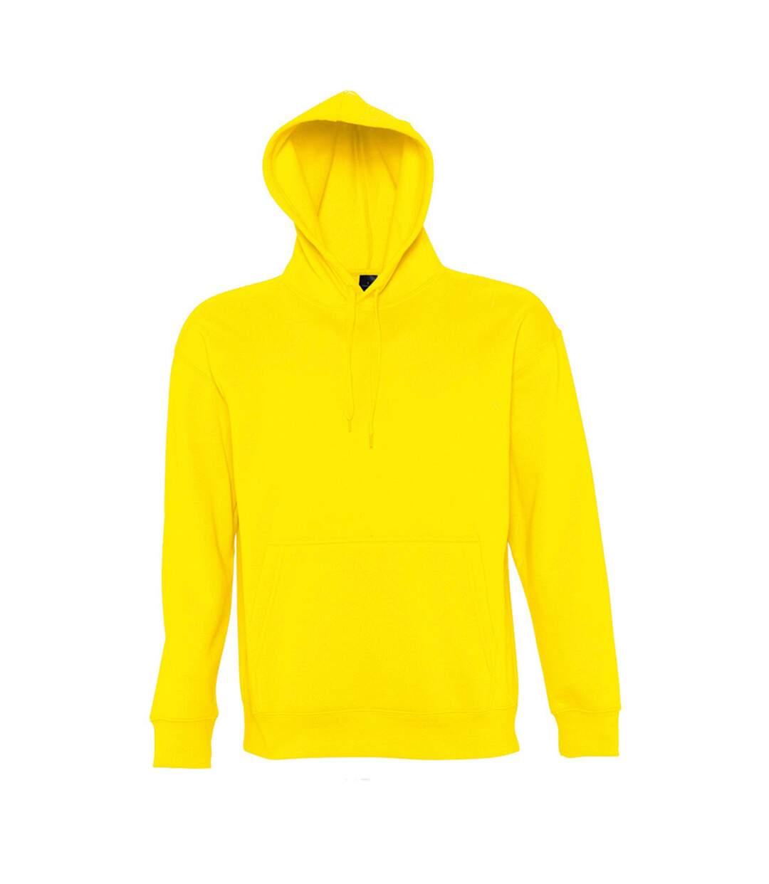 Sols Slam - Sweatshirt À Capuche - Homme (Citron) - UTPC381