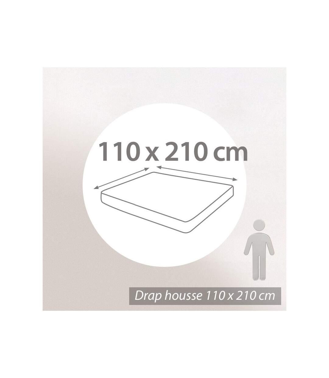 Protège matelas 110x210 absorbant Antonin Grand Bonnet 30cm