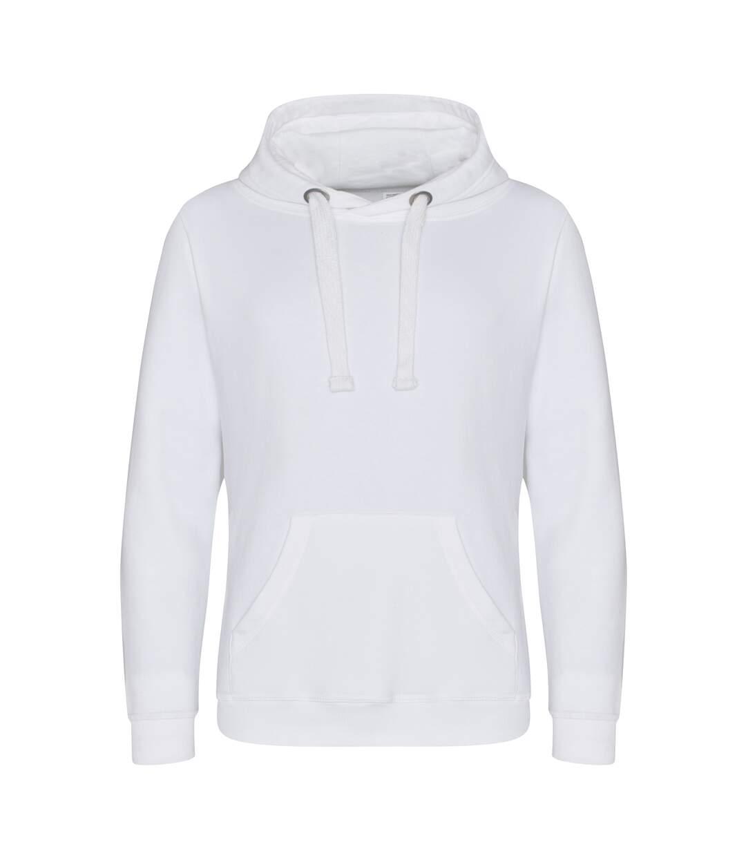 AWDis Just Hoods Mens Graduate Heavyweight Hoodie (Arctic White) - UTPC2969
