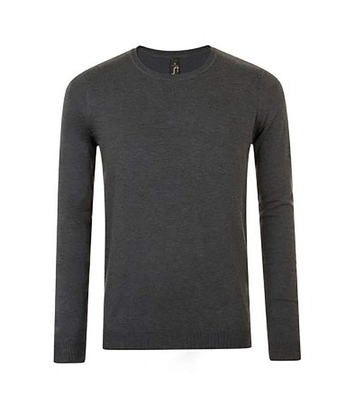 SOLS Ginger - Sweat-shirt à col ras-du-cou - Homme (Bleu marine) - UTPC2831
