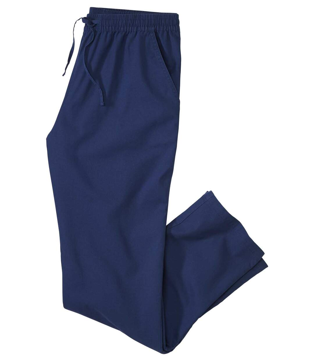 Men's Casual Blue Trousers