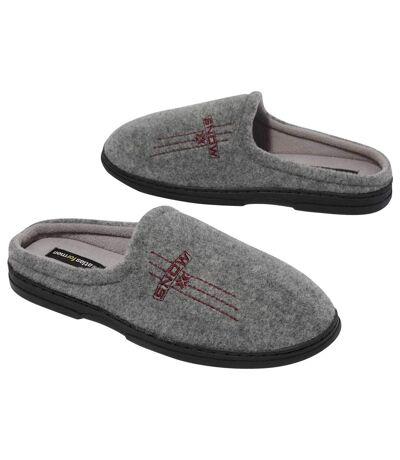 Papuče podšité flísom Snow