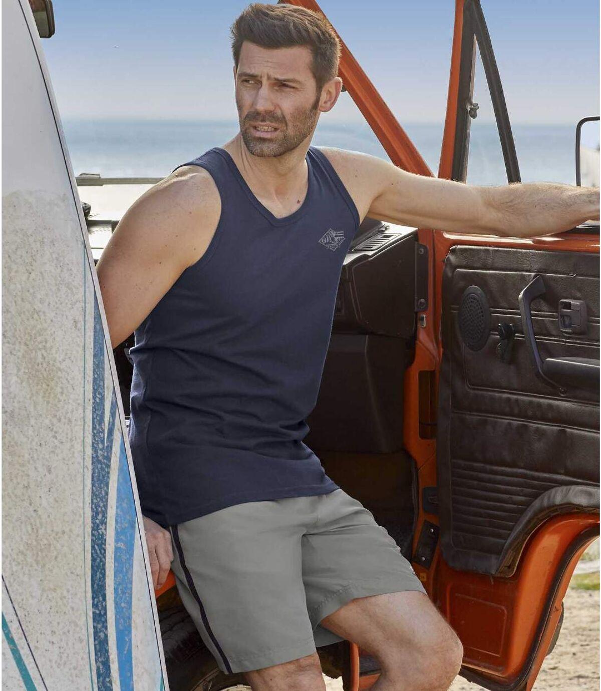 Sada 2 šortek Pacific Coast Atlas For Men