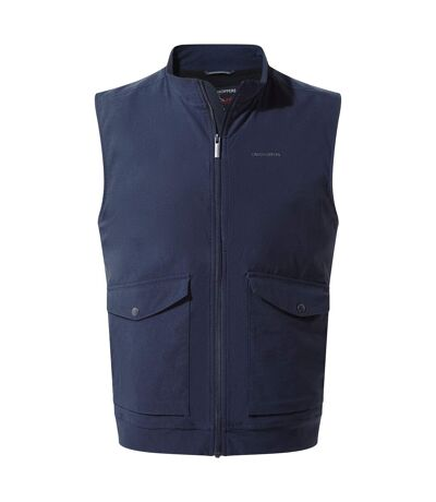 Craghoppers Mens NosiLife Varese Vest (Blue Navy) - UTCG1136