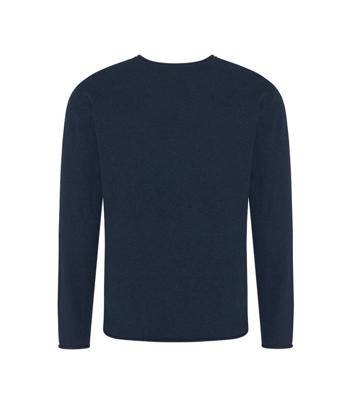 Ecologie Mens Arenal Lightweight Sweater (Navy) - UTPC3064