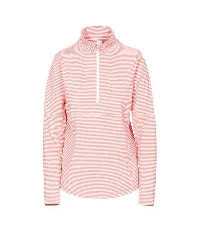 Trespass Womens/Ladies Overjoy Long Sleeve Active Top (Peach Marl) - UTTP3556