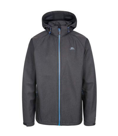 Trespass Mens Maverick Softshell Jacket (Black) - UTTP5002