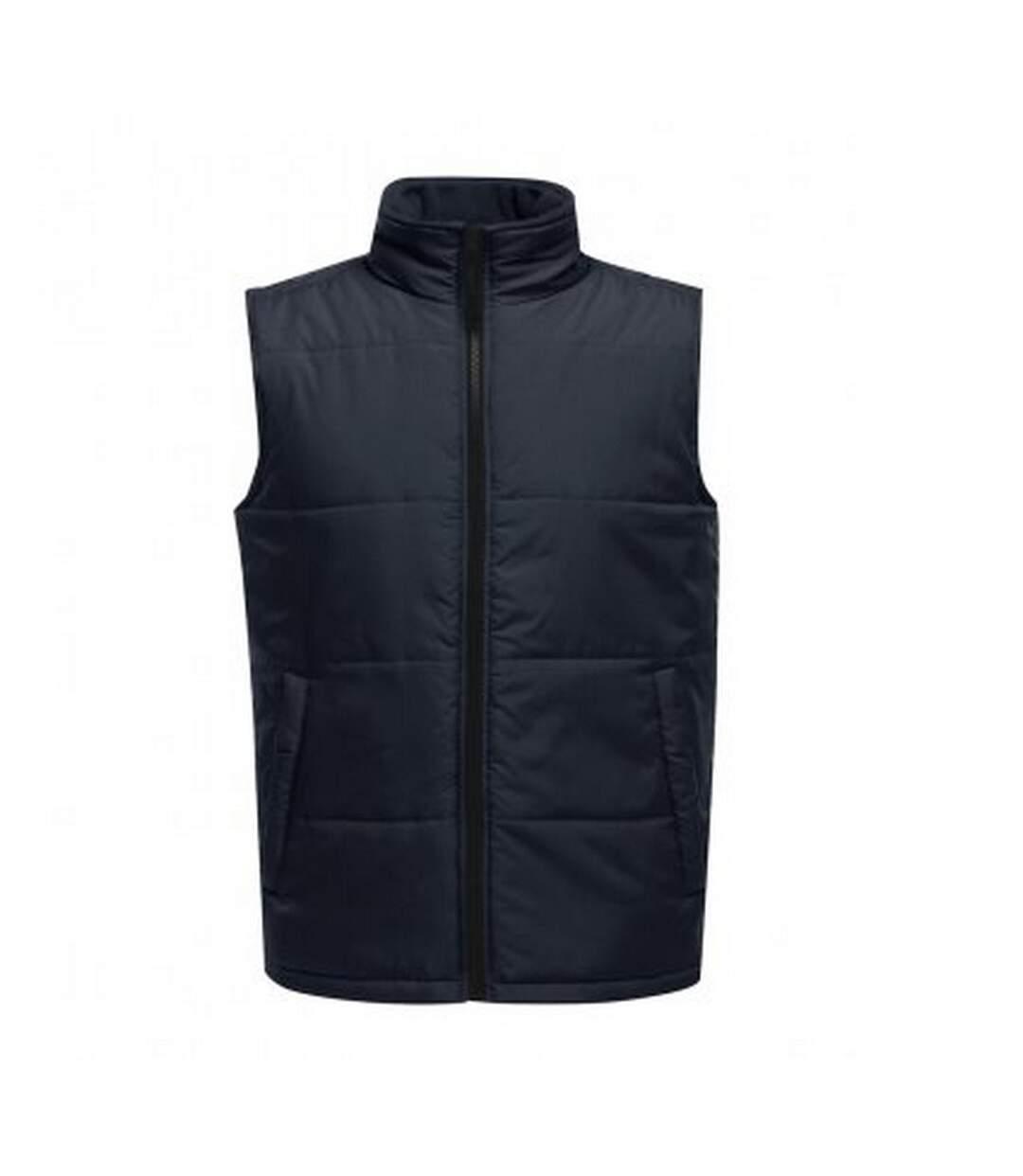 Regatta Standout Mens Access Insulated Bodywarmer (Navy/Black) - UTPC3323