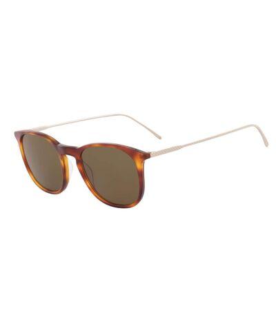 Lacoste Mens Tortoise Sunglasses (Brown) (One Size) - UTUT828