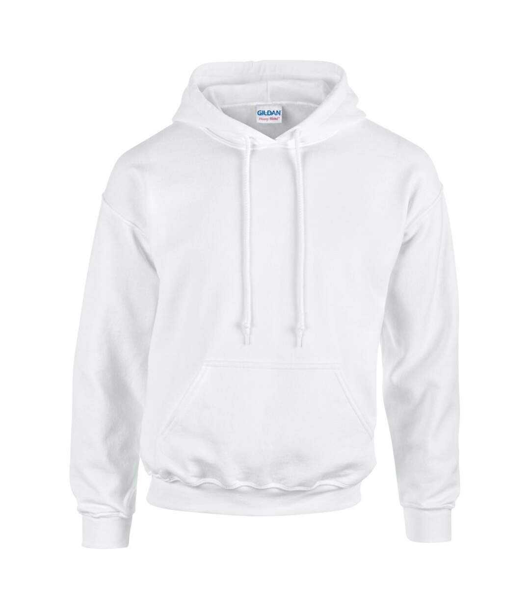 Gildan Heavy Blend Adult Unisex Hooded Sweatshirt / Hoodie (Sport Grey) - UTBC468