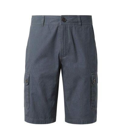 Craghoppers Mens Thallon Cargo Shorts (Ombre Blue) - UTCG935