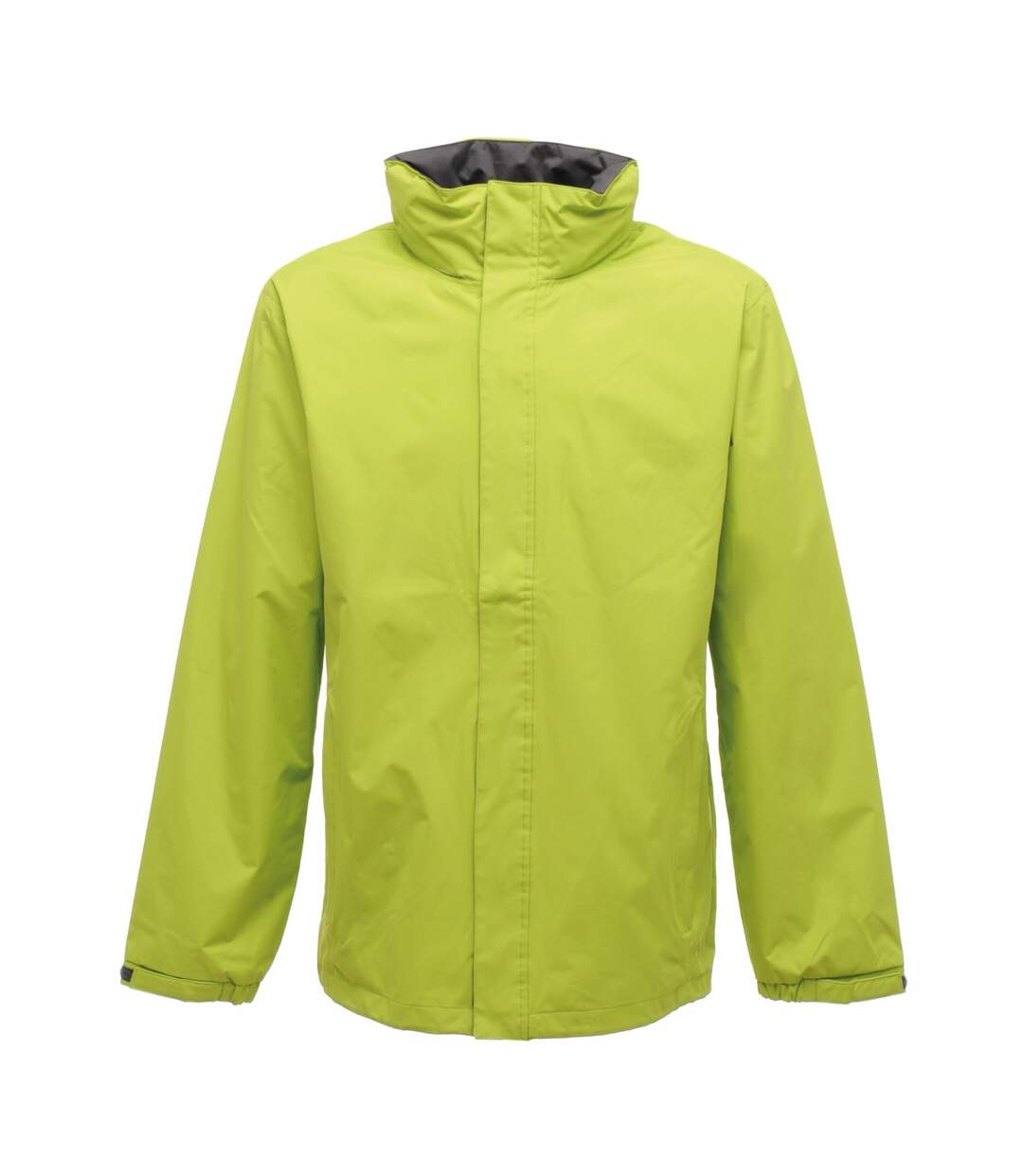 Regatta Mens Standout Ardmore Jacket (Waterproof & Windproof) (Key Lime/Seal Grey) - UTRG1603