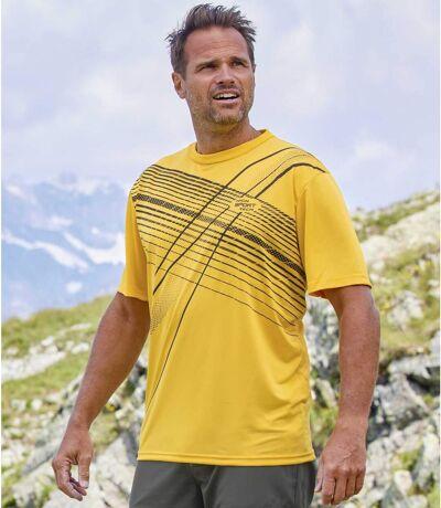 Lot de 3 Tee-Shirts Imprimés Sport