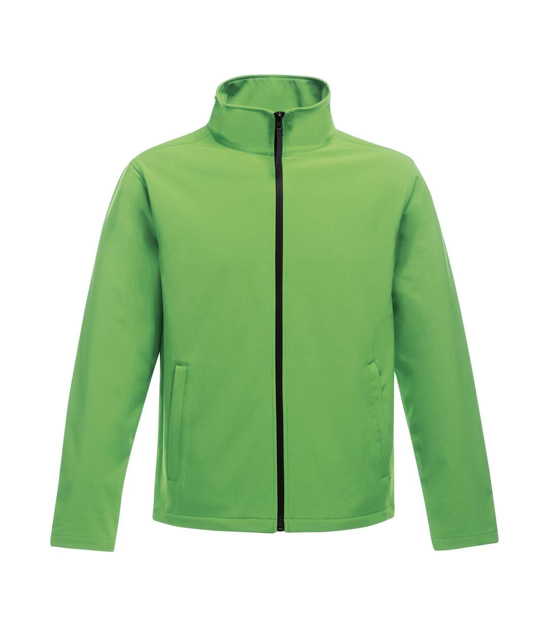 Regatta Standout Mens Ablaze Printable Softshell Jacket (Extreme Green/Black) - UTRW6353