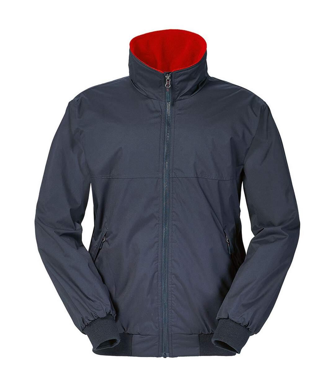 Musto Mens Snug Blouson II Showerproof Jacket (Black/Black) - UTRW5600