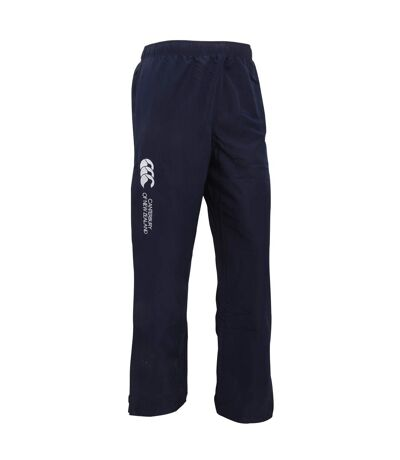 Canterbury Mens Stadium Elasticated Sports Trousers (Navy) - UTPC2487
