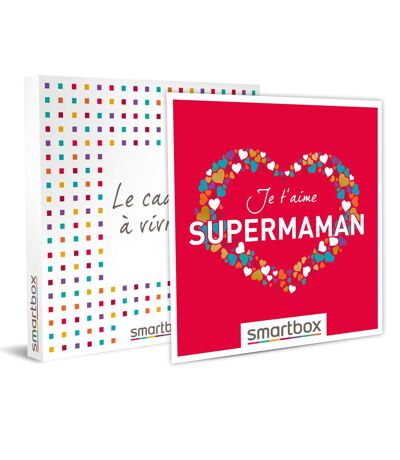 SMARTBOX - Supermaman - Coffret Cadeau Multi-thèmes