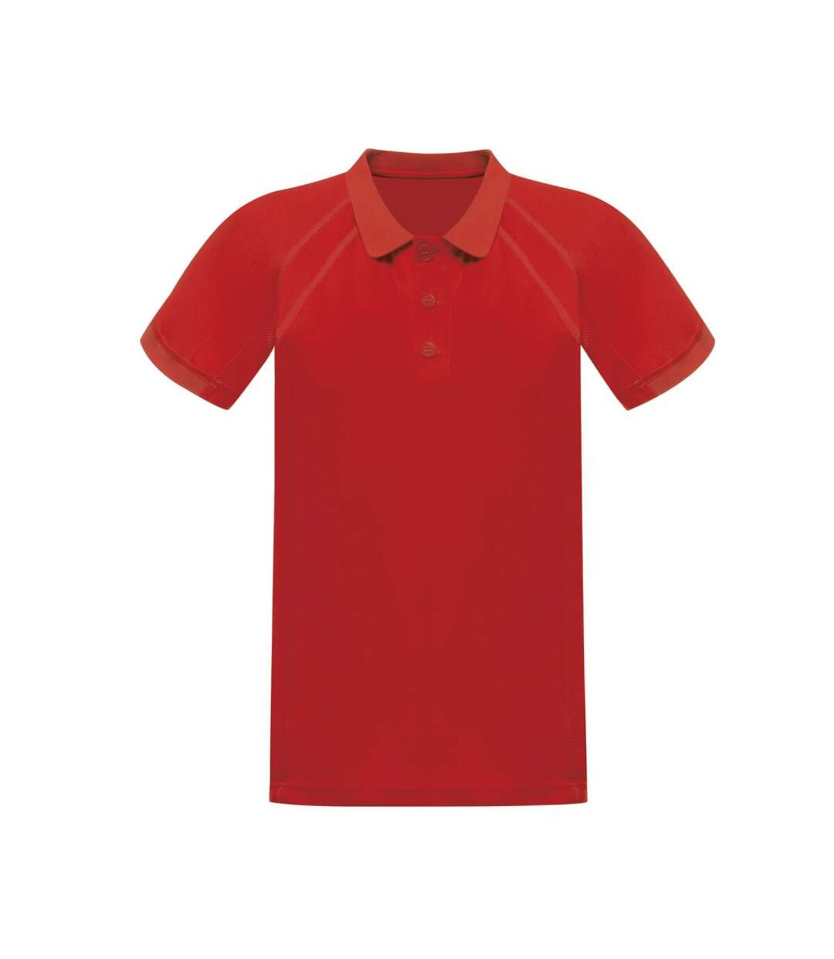Regatta Professional Mens Coolweave Short Sleeve Polo Shirt (Classic Red) - UTRG2161