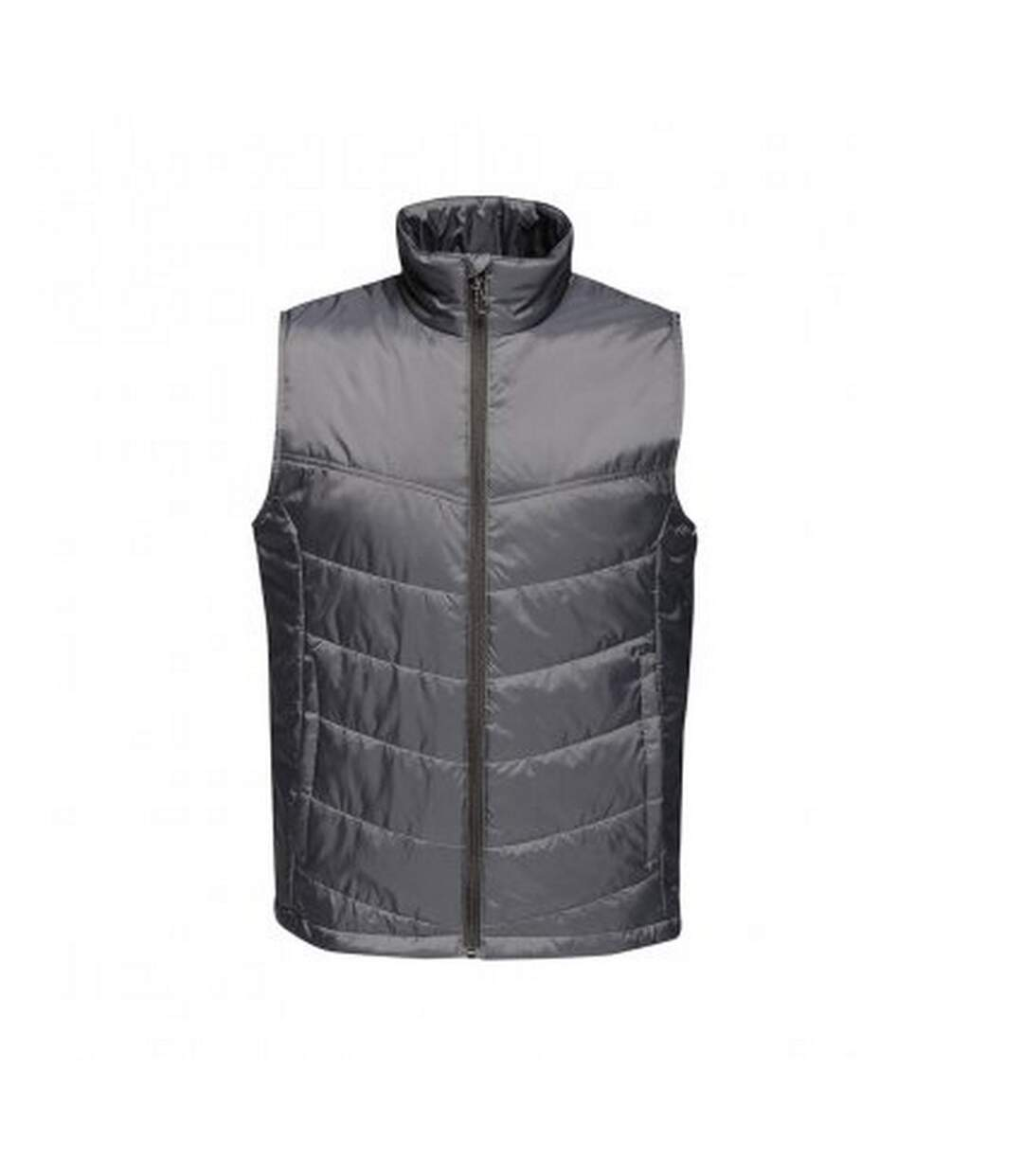 Regatta Mens Stage II Insulated Bodywarmer (Seal Grey) - UTPC3295