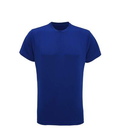 Tri Dri - T-shirt de fitness à manches courtes - Homme (Gris foncé) - UTRW4798
