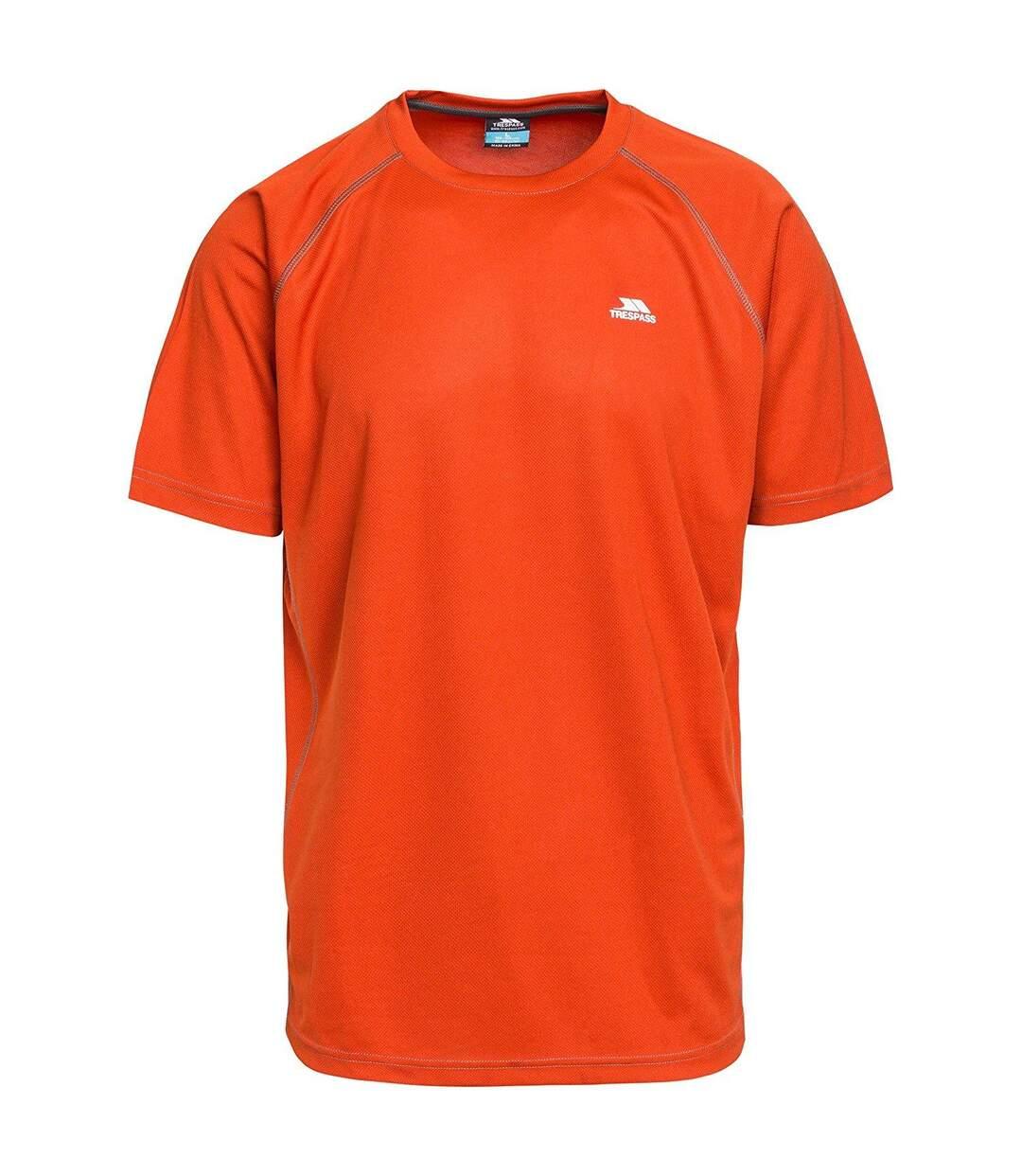 Trespass - T-shirt ACTIVE - Homme (Orange) - UTTP2922