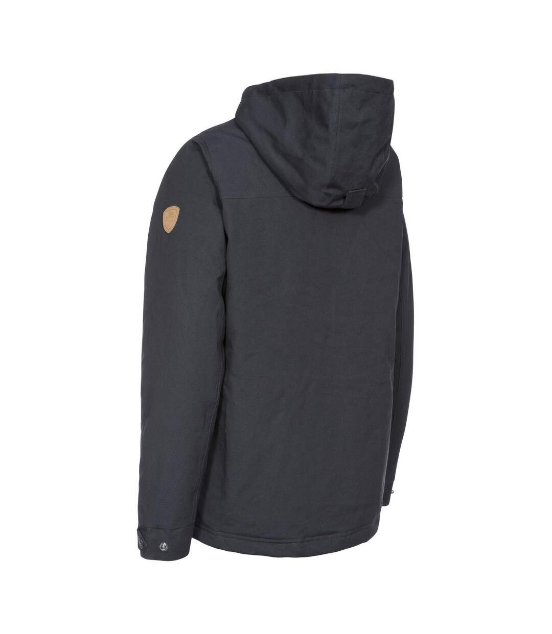 Trespass Womens/Ladies Devoted Waterproof Jacket (Dark Grey) - UTTP4817