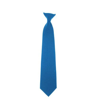 Yoko Clip-On Tie (Pack of 4) (Royal) (One Size) - UTBC4157