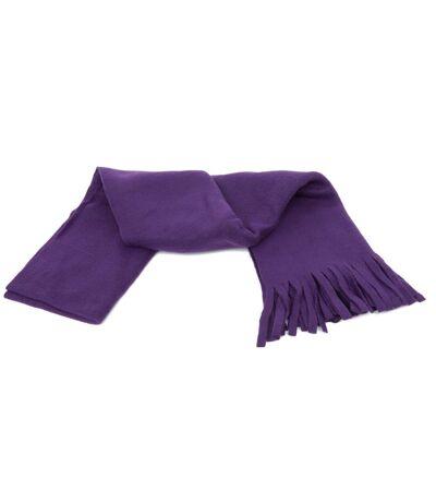 FLOSO - Echarpe thermique - Femme (Violet) (Taille unique) - UTSK161