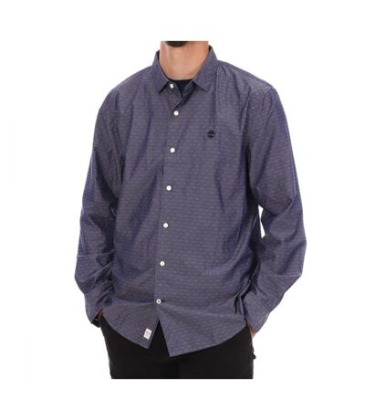 Chemise Grise Homme Timberland Textured